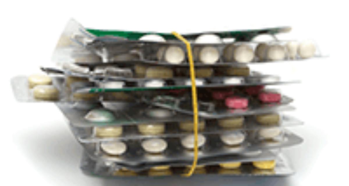 Bruker du medisinen din riktig?