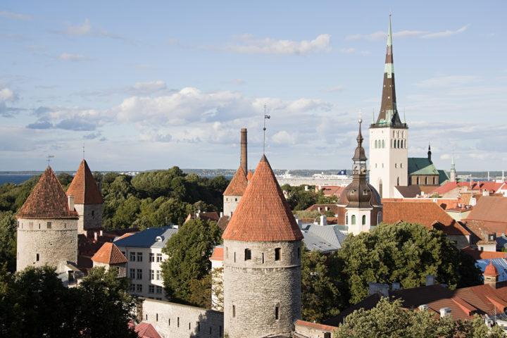 MEDLEMSFORDEL: Den første Ung-turen går til Tallinn