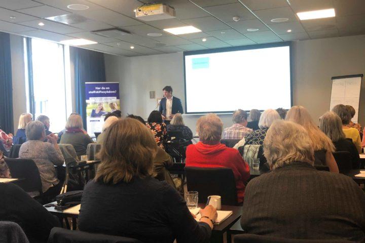 Vellykket tillitsvalgtkonferanse i Lillestrøm