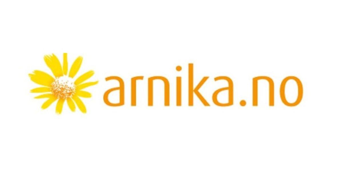 Arnika.no tilbyr Stoffskifteforbundets medlemmer 10 prosent rabatt