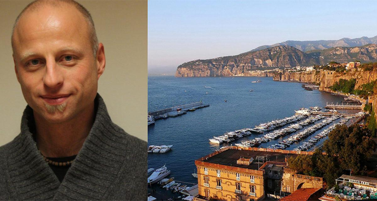 Tur til Sorrento med lege Lars Omdal