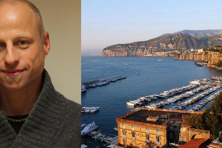 MEDLEMSFORDEL: Bli med Lars Omdal til Sorrento
