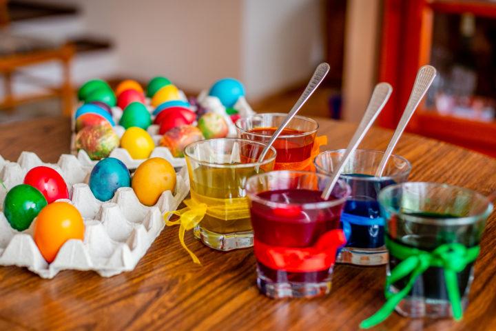 Åpningstider i påsken!