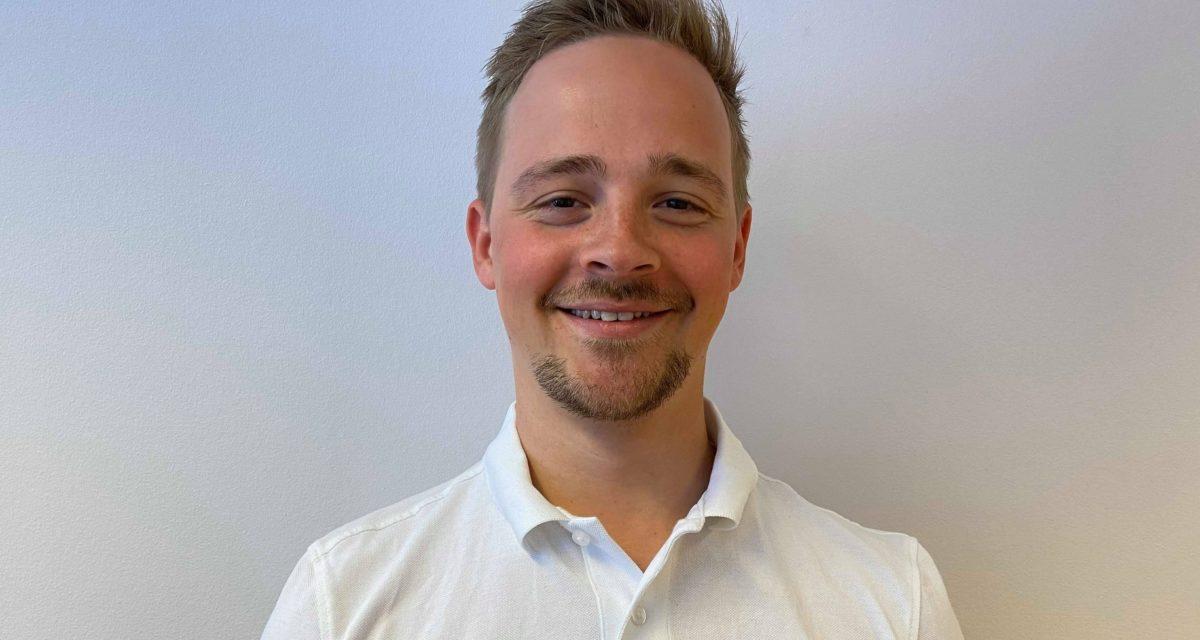 Hils på Even Petterson, ny økonomi- og administrasjonsansvarlig i Stoffskifteforbundet!