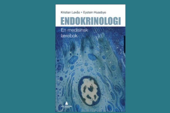 """""""Endokrinologi"""" av Kristian Løvås og Eystein S. Husebye"""