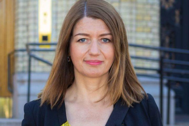 Guro Angell Gimse valgt som ny leder av Høyres kvinneforum