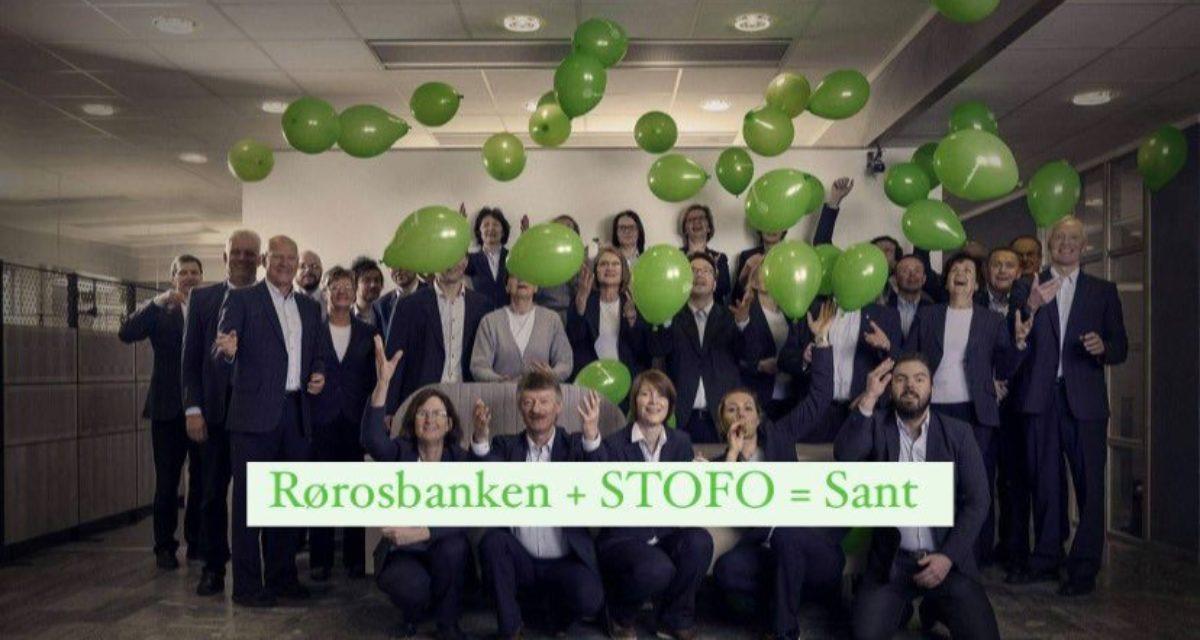 Nye gode betingelser for STOFO-kunder i RørosBanken