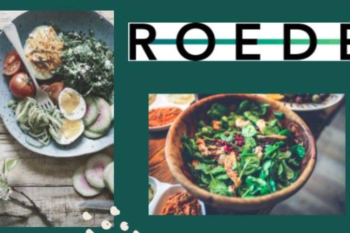 Kostholdsråd og helsegevinster fra Roede