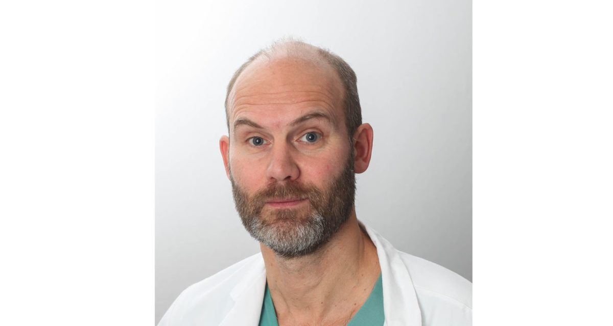 Hans Olav Ueland forsker på Graves' øyesykdom: – Prosjekter vi håper vil komme behandlende lege og den enkelte pasient til nytte